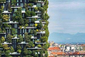 全球4處會呼吸的「立體綠化建築」,植栽面積根本森林等級!