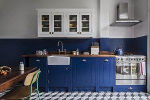 完全是藝術品等級!10款超美廚房配色範例,裝潢前務必筆記!