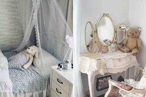 滿足心中的公主夢!5款日本「RoomClip」夢幻風臥室佈置範本