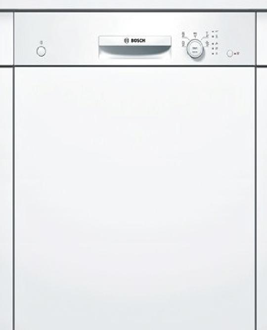 BOSCH崁入式洗碗機